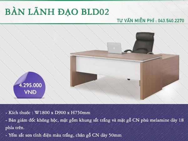 Bàn lãnh đạo BLD02