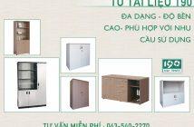 Tủ tài liệu gỗ 190: Đa dạng – tiện dụng – giá tốt