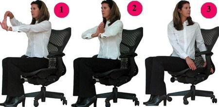 Bảo vệ sức khỏe công sở với ghế xoay văn phòng