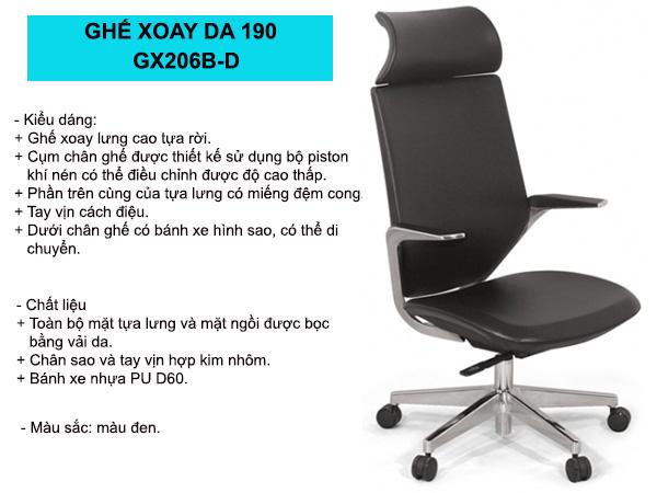 Kích thước chiều cao ghế văn phòng nói lên điều gì?