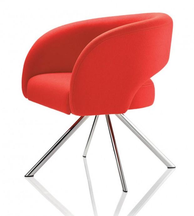 Những mẫu ghế sành điệu cho văn phòng hiện đại
