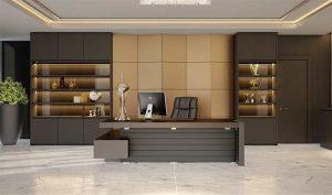 Phong thủy trong bố trí nội thất phòng giám đốc và phòng họp