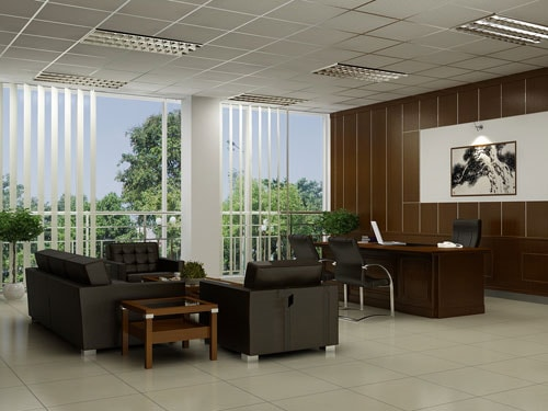 Sắp xếp nội thất văn phòng theo phong thủy cần biết