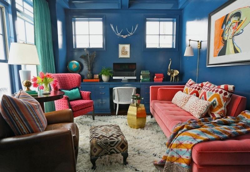 Giúp bạn bắt kịp các xu hướng thiết kế nội thất năm 2016