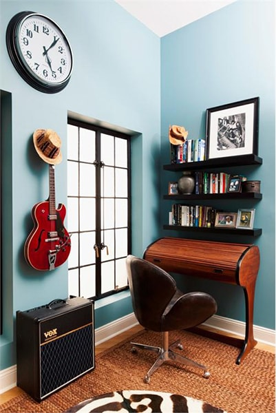 Phòng làm việc khác biệt với 10 cách biến tấu đơn giản