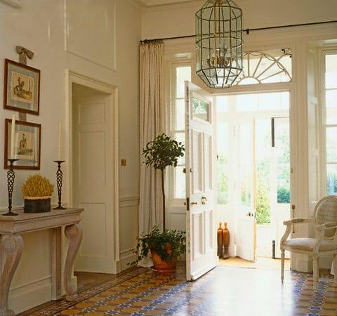 Bài tổng hợp về việc sử dụng gương trong nhà ở