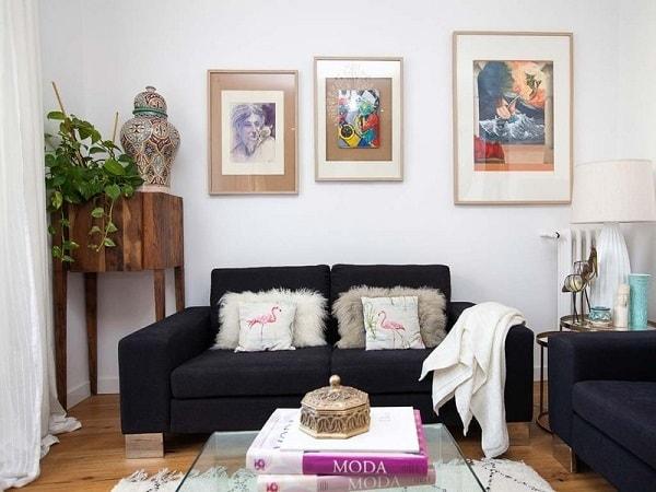 Tìm hiểu kích thước ghế sofa từng loại phù hợp với không gian