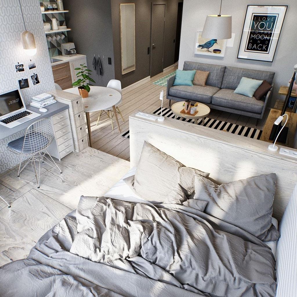 Gợi ý 7 cách bố trí nội thất cho nhà có diện tích nhỏ