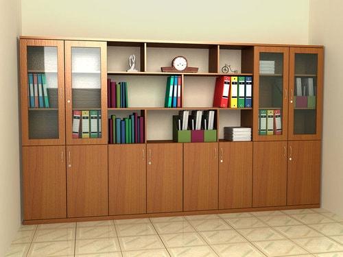Hướng dẫn tháo lắp tủ tài liệu đúng quy trình