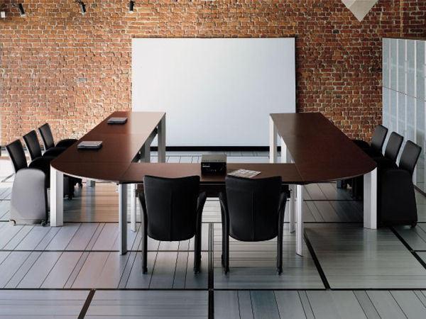 Cách lựa chọn bàn họp 8 người cho văn phòng 20m2