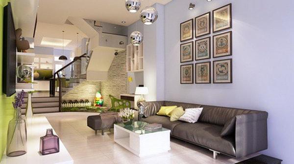 Cách khắc phục những hạn chế về không gian của nhà chung cư?