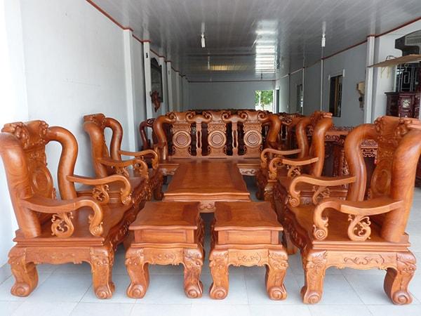 Vì sao gỗ luôn luôn được lựa chọn làm đồ nội thất?