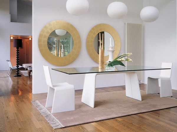 Chọn bàn ăn kính cần đảm bảo những tiêu chí nào?