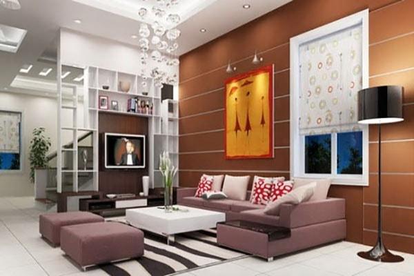 Cách bài trí sofa cho không gian phòng khách 2016 được yêu thích nhất