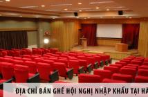 địa chỉ bán ghế hội nghị nhập khẩu tại Hà Nội