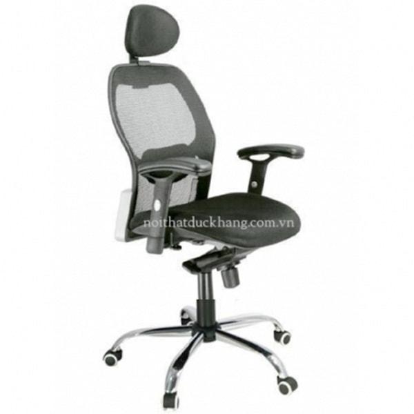 Ghế xoay GX204A-HK có thiết kế tựa đầu bào vệ cổ