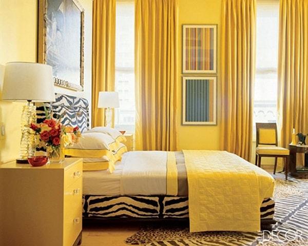Sinh năm 1990 nên chọn giường ngủ màu gì?