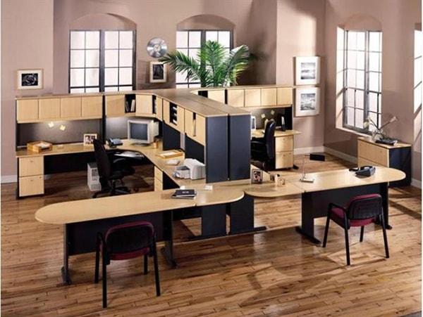 Chọn màu sơn văn phòng tốt cho nhân viên