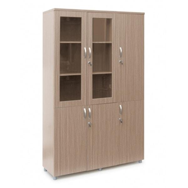 Nên chọn tủ tài liệu sắt hay tủ gỗ 190 cho văn phòng ?