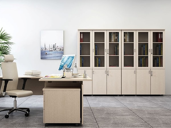 Kinh nghiệm chọn tủ tài liệu cho văn phòng