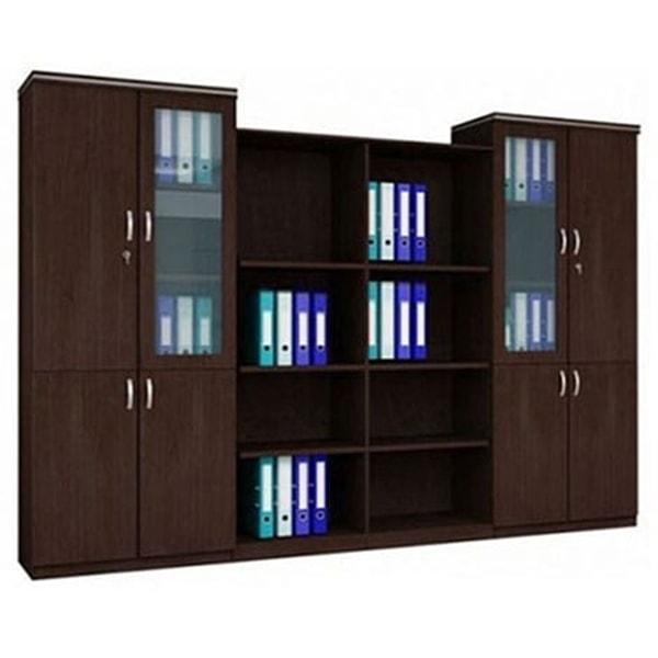 Nên chọn loại tủ gỗ công nghiệp nào cho phòng làm việc?