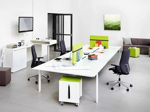 Cách chọn bàn ghế để tránh các bệnh dân văn phòng thường gặp