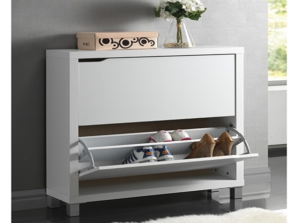 Ưu điểm của tủ giày bằng gỗ