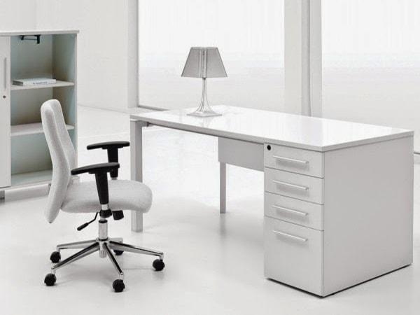 Lý do bàn làm việc phong cách hiện đại được ưa chuộng