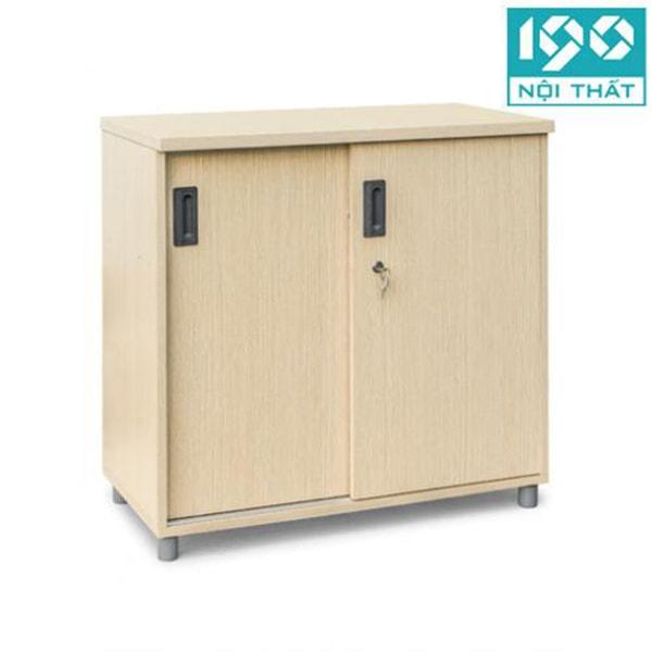 Tủ làm bằng chất liệu gỗ công nghiệp MFC bề mặt phủ Melamine với nhiều ưu điểm