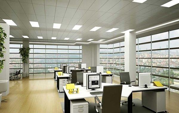 Thiết kế văn phòng cho doanh nghiệp lớn như thế nào?