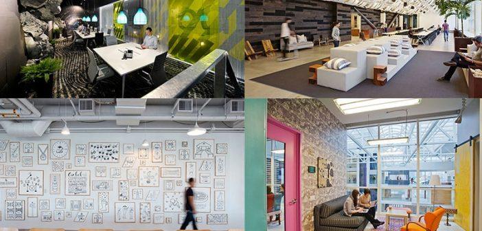 6 văn phòng đẹp nhất thế giới bạn nên chiêm ngưỡng