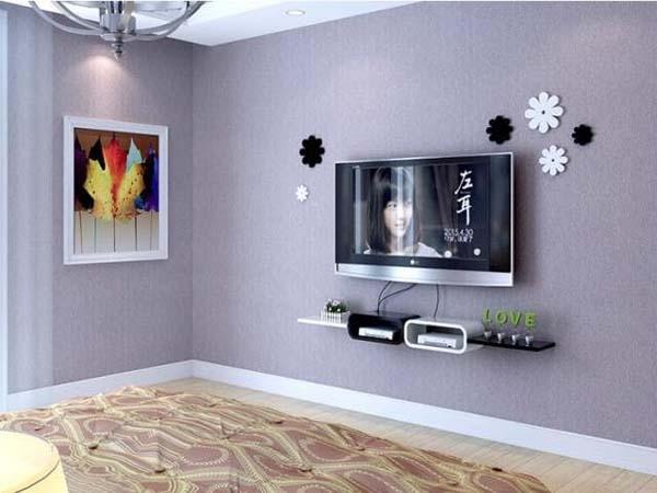 Những tiêu chí chọn kệ ti vi treo tường phù hợp với không gian hẹp