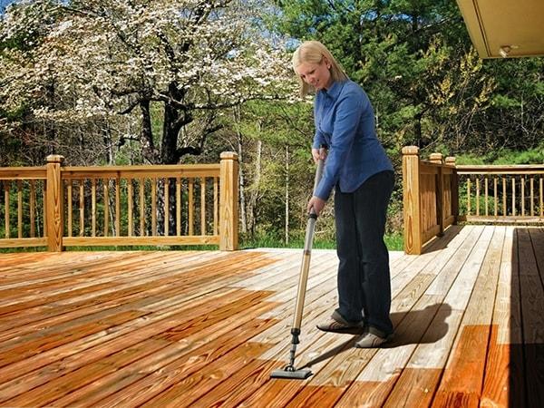 Cách kiểm tra chất lượng sơn và khử mùi sơn trên đồ gỗ