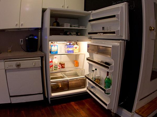Hướng đẹp để đặt tủ lạnh