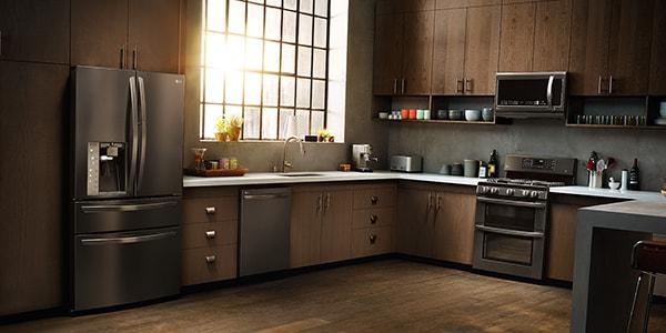 Hướng đẹp cho tủ bếp