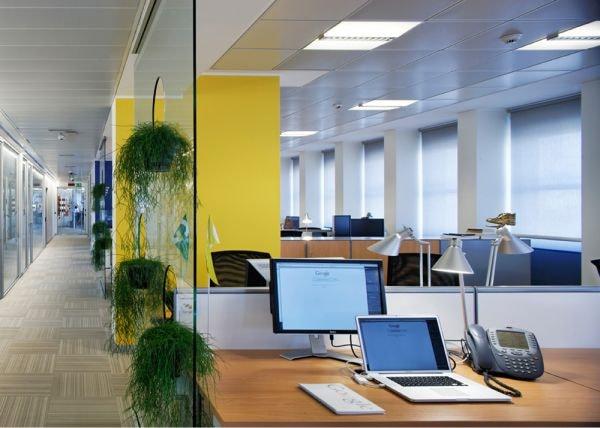 Sai lầm khi chọn chất liệu nội thất cho văn phòng IT