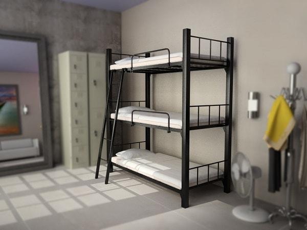 Giường tầng sắt – sự lựa chọn thông minh cho căn nhà bạn