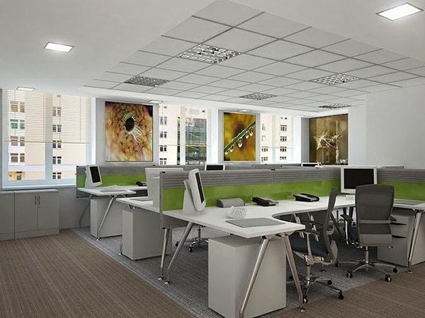 Kinh nghiệm lựa chọn bàn làm việc chân sắt cho văn phòng hiện đại
