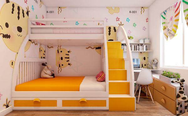 Thay đổi giường ngủ cho trẻ