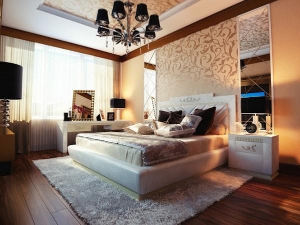 Sắp xếp lại đồ đạc trong phòng ngủ