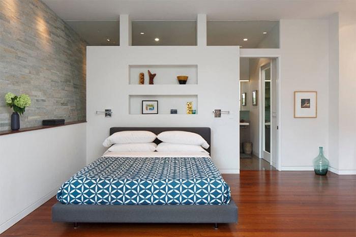 Mẫu phòng ngủ đẹp theo phong cách Midcentury