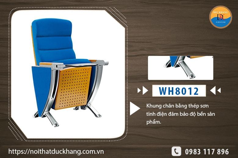 Ghế hội trường nhập khẩu WH8012