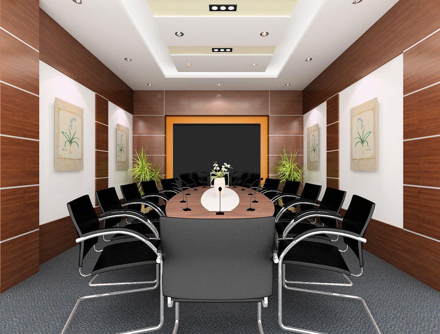 Chuẩn bị nội thất phòng họp là bước quan trọng