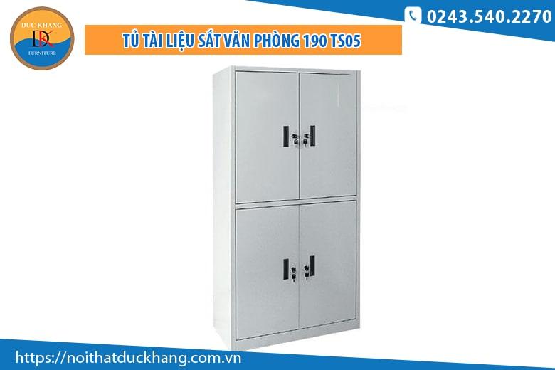 Tủ tài liệu sắt 190 TS05