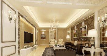 Nét riêng của phong cách tân cổ điển trong nội thất