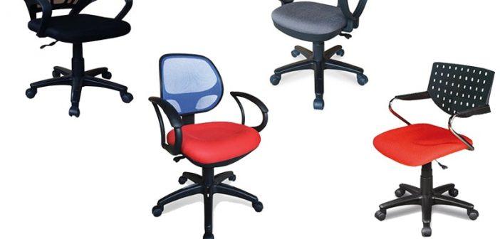 4 mẫu ghế văn phòng nhỏ gọn mà tiện lợi của Hòa Phát