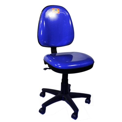 Ghế văn phòng không tay vịn màu xám SG550K