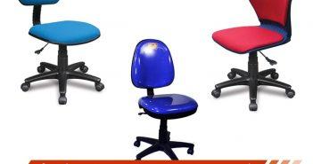 Những mẫu ghế văn phòng không tay vịn được ưa chuộng nhất