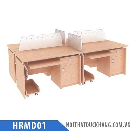 Cụm bàn làm việc HRMD01