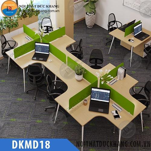 Cụm bàn làm việc DKMD18